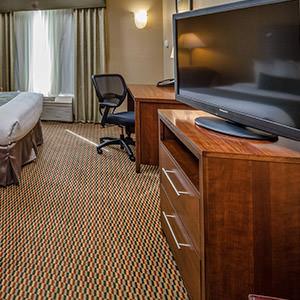Best Western Plus Airport Inn & Suites Oakland Guest Room Amenities