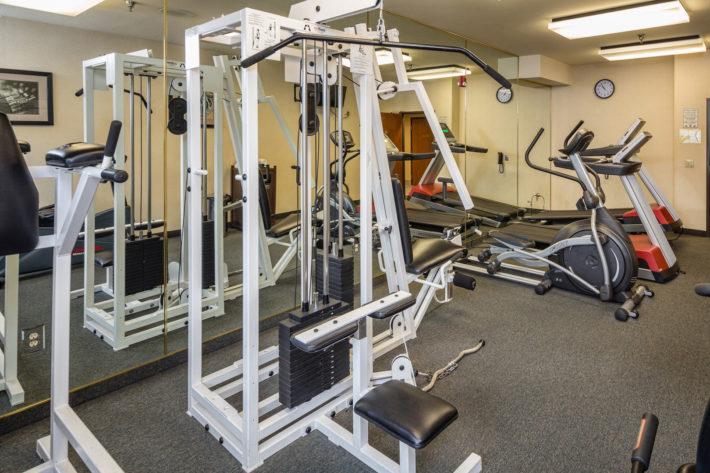 Best Western Plus Airport Inn & Suites Oakland Hotel Fitness Center 2