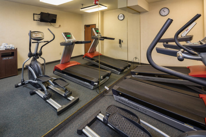 Best Western Plus Airport Inn & Suites Oakland Hotel Fitness Center 3