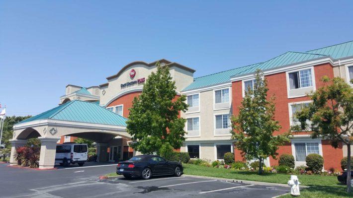 Best Western Plus Airport Inn & Suites Oakland Hotel Frontier