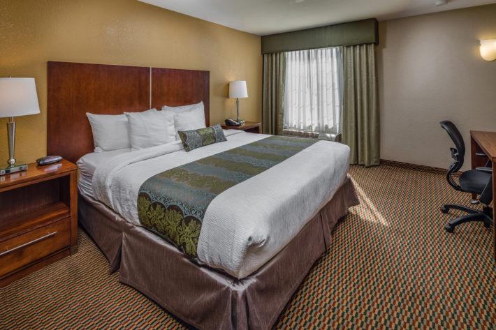 Best Western Plus Airport Inn & Suites Oakland Hotel King Suite Room 8