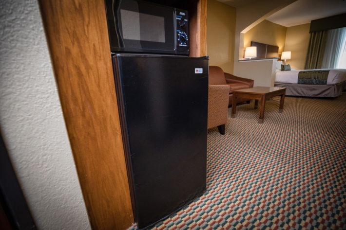 Best Western Plus Airport Inn & Suites Oakland Hotel King Suite Room 9
