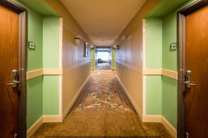 Best Western Plus Airport Inn & Suites Oakland Lobby Area