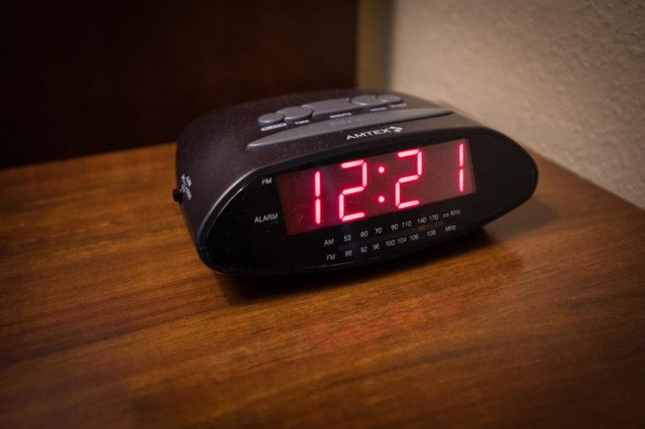 Best Western Plus Airport Inn & Suites Oakland Hotel Room Alarm